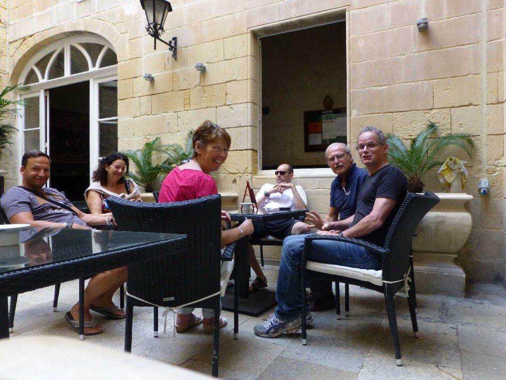 Conversation club_Malta