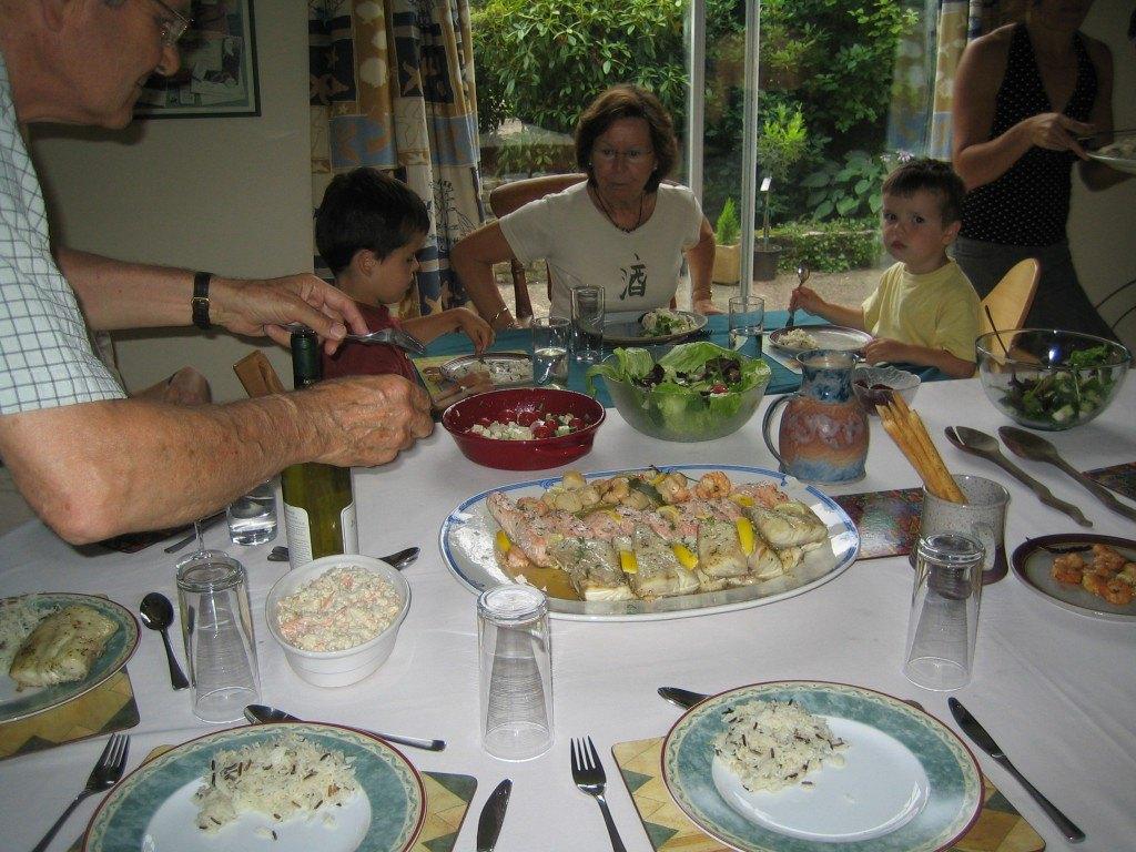 Host family 2
