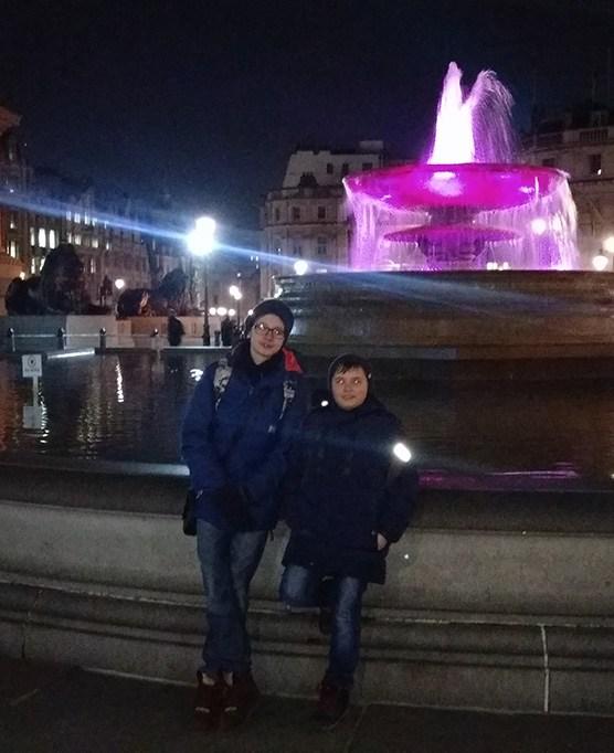 Maksym and Danylo