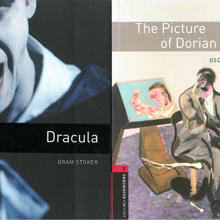 Dracula and Dorian Gray