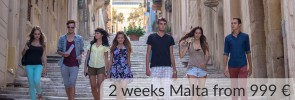 Malta Summer Course for Juniors (2 weeks)